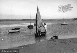 Roman Landing c.1939, West Wittering