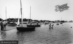 Sailing c.1965, West Wittering