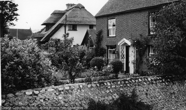 Photo of West Wittering, Stones Cottage c.1960