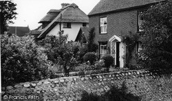 Stones Cottage c.1960, West Wittering