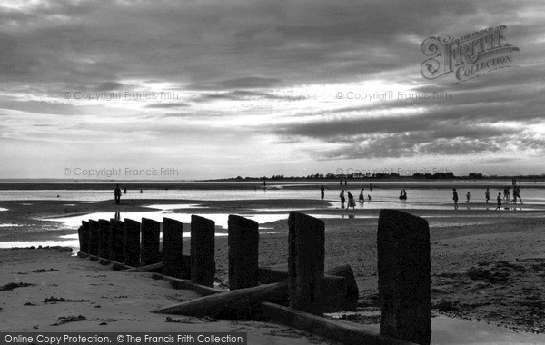 Photo of West Wittering, Sunset c.1960