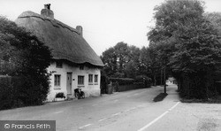Thatched Cottages c.1965, West Wittering