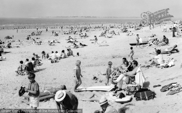 Photo of West Wittering, The Beach 1964