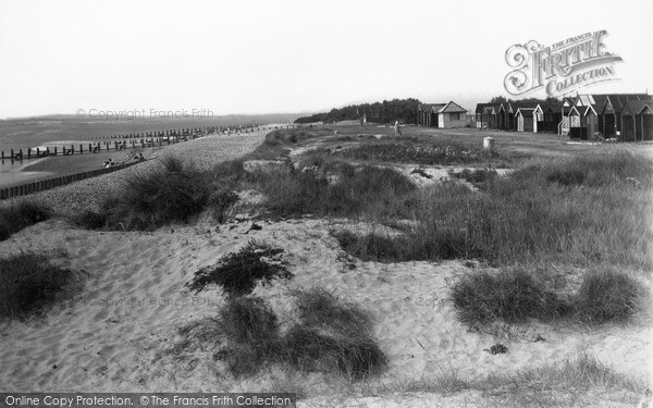 Photo of West Wittering, The Beach c.1940