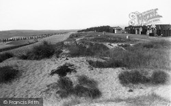 The Beach c.1940, West Wittering