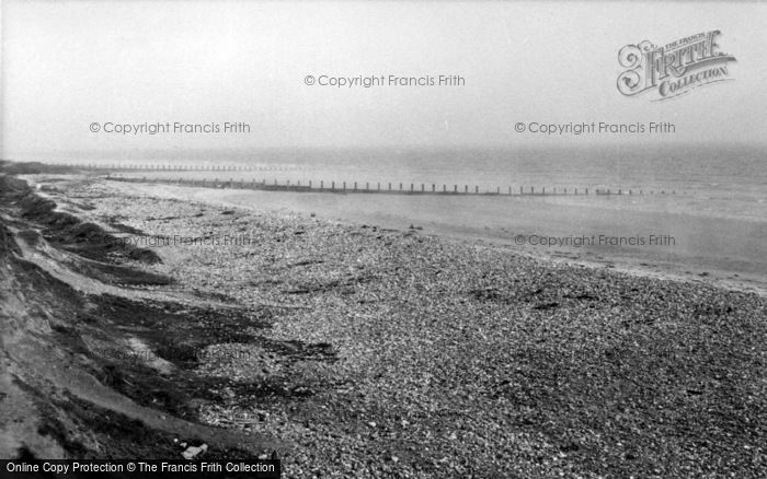 Photo of West Wittering, The Beach c.1955