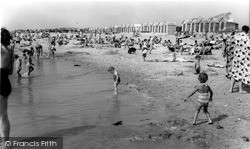 The Beach c.1965, West Wittering