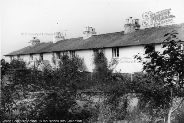 Photo of West Wittering, The Coastguard Cottages c.1965