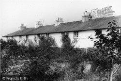 The Coastguard Cottages c.1965, West Wittering