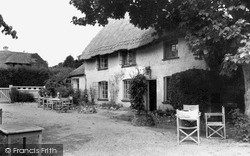 The Dog And Duck c.1939, West Wittering