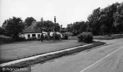 The Green c.1960, West Wittering