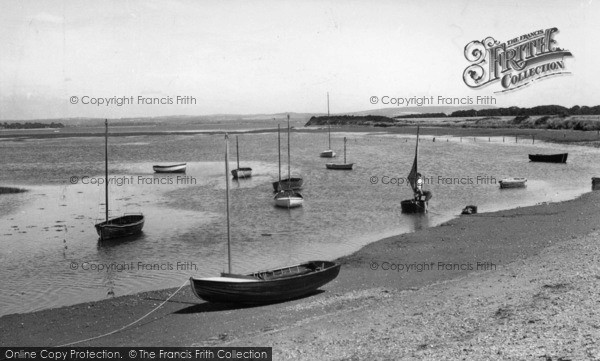 Photo of West Wittering, The Harbour c.1939