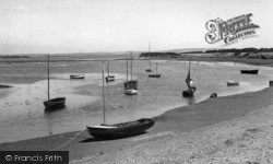 The Harbour c.1939, West Wittering