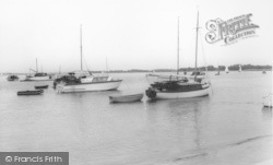The Harbour c.1965, West Wittering