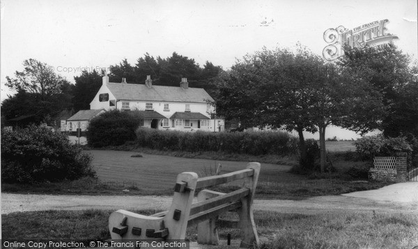 Photo of West Wittering, The Old House At Home c.1965