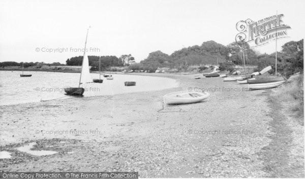 Photo of West Wittering, The Roman Landing c.1955