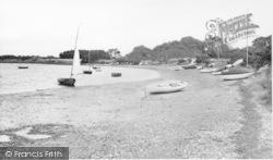 The Roman Landing c.1955, West Wittering
