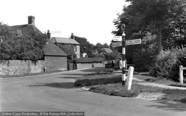 Photo of West Wittering, The Village 1953
