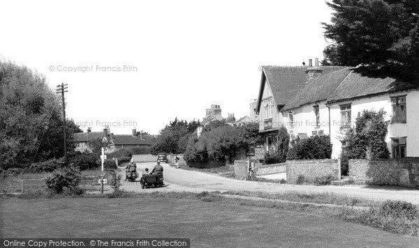 Photo of West Wittering, The Village Green 1953