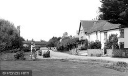 The Village Green 1953, West Wittering