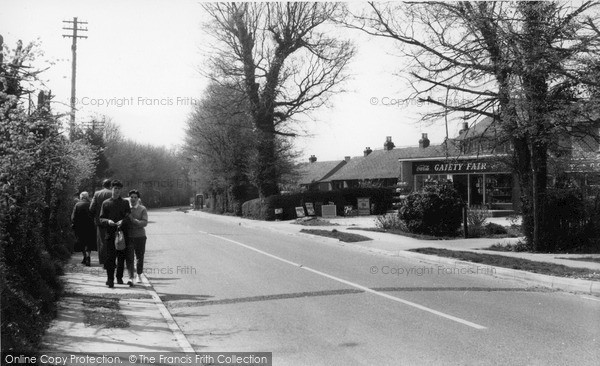 Photo of West Wittering, The Villages c.1965