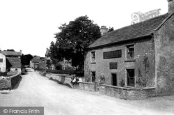Heifer Inn 1911, West Witton