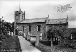 St Bartholomew's Church 1911, West Witton