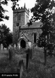 St Bartholomew's Church c.1960, West Witton