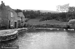 West Witton, The Duck Pond 1911
