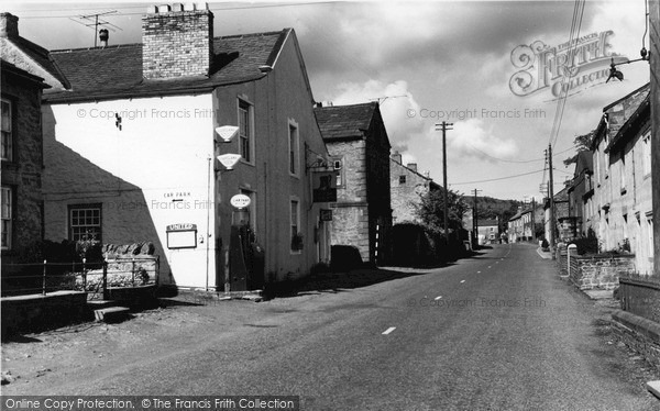 Photo of West Witton, The Fox And Hounds c.1960