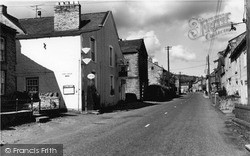West Witton, The Fox And Hounds c.1960