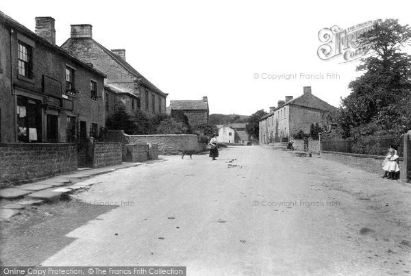 Photo of West Witton, The Village 1911