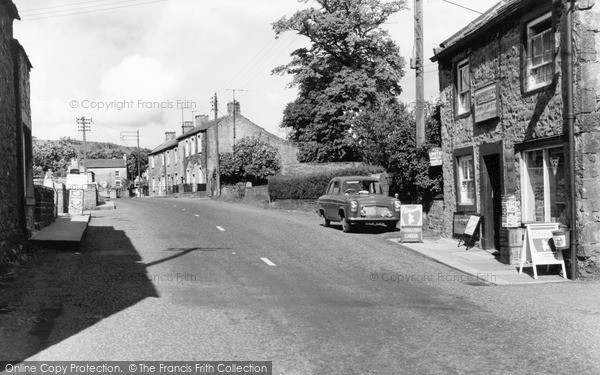 Photo of West Witton, The Village c.1960