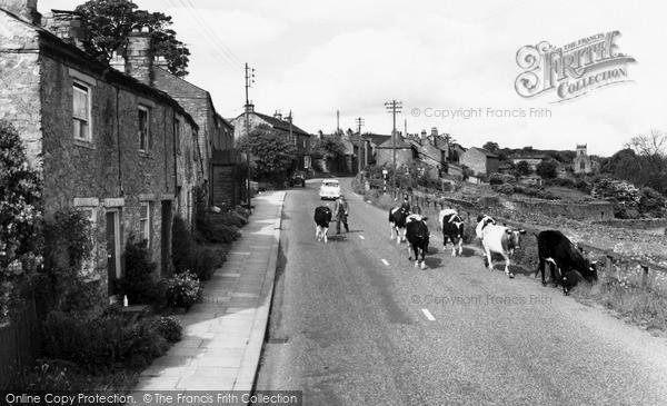 Photo of West Witton, The Village c.1960