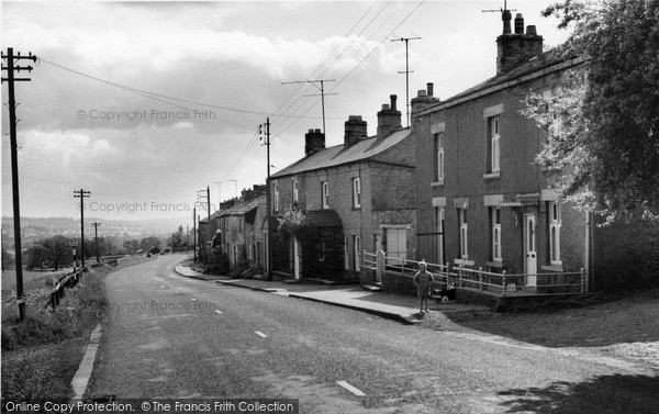 Photo of West Witton, Valley View c.1960