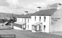 Fox And Hounds Hotel c.1955, West Woodburn