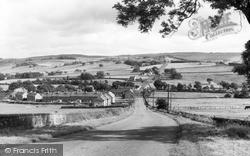 General View c.1955, West Woodburn