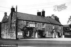 The Bay Horse Hotel c.1955, West Woodburn