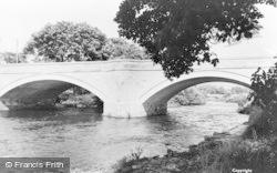 The Bridge c.1955, West Woodburn