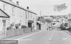 The Village c.1955, West Woodburn