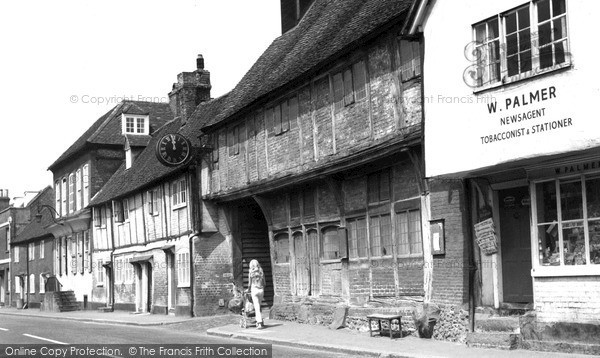 Photo of West Wycombe, 1968