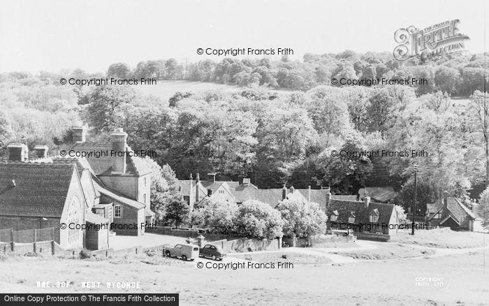 Photo of West Wycombe, c.1960