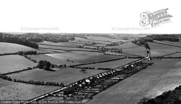 Photo of West Wycombe, Chorley Road c.1955