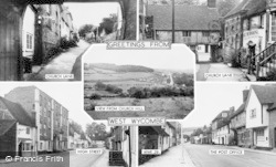 West Wycombe, Composite c.1955