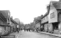 West Wycombe, High Street 1906