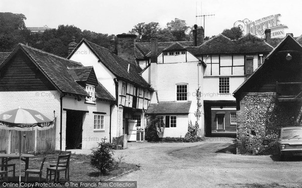 Photo of West Wycombe, The George And Dragon Hotel 1968