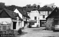 West Wycombe, The George And Dragon Hotel 1968