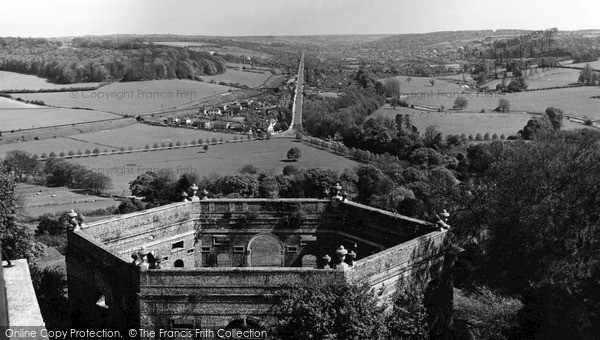 Photo of West Wycombe, View From The Tower c.1955
