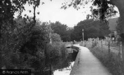 Church Walk c.1955, Westbourne