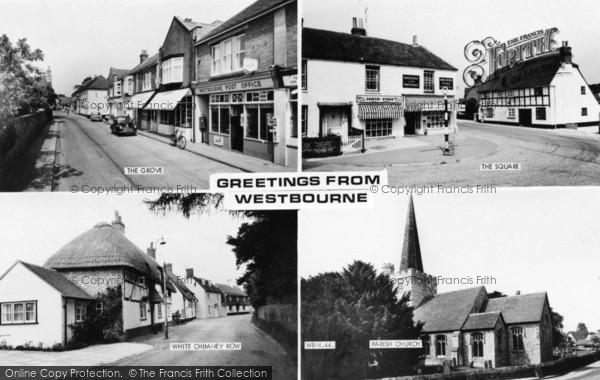 Photo of Westbourne, Composite c.1965